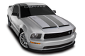 "Cervinis ""Type 4"" Ram Air Hood w/ Louvers (2005-09)"