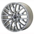 Ford Racing 2015-16 Premium Mustang Wheel 19x9 Silver