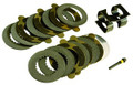 Ford Racing 8.8 Traction-Lok Rebuild Kit With Carbon Discs (2005-13)