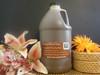 Lavender & Tea Tree - ORGANIC RAW LIQUID AFRICAN BLACK SOAP 64 OZ (1/2 GALLON)