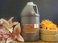 Sweet Orange - ORGANIC RAW LIQUID AFRICAN BLACK SOAP 64 OZ (1/2 GALLON)