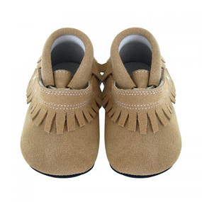 Jack and Lily My Mocs Billie Fringe Leather Shoes