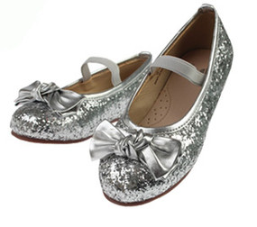 Buddy Aria Silver Shoes Aus 13 & 1 only
