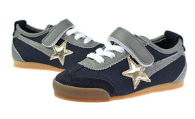 Buddy Spurt Navy Shoes