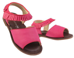Buddy Venice Hot Pink Sandals Aus 6.5 only