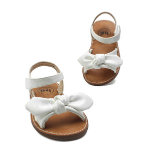 Buddy Aroha White Sandals