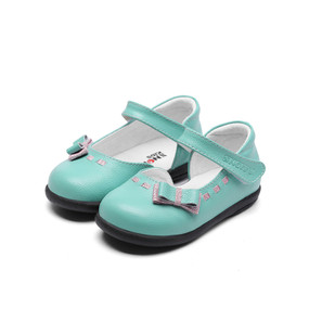 "Snoffy ""Brooke"" Mint Leather Shoes Aus 11 only"