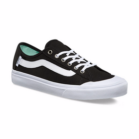 Vans Womens Black Balls SF Black & White Shoes