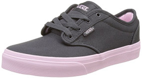 Vans Atwood Asphalt/pink Lady Girls Shoes