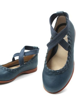 Buddy Cassie Blue Shoes