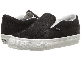 Vans CSO Snake Suede Slip On Toddler Shoes