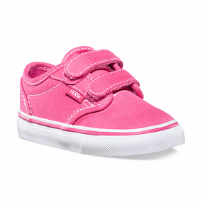Vans Atwood V Magenta/White Toddler Shoes