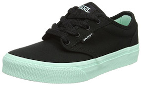 Vans Atwood Black/Bay Girls Shoes