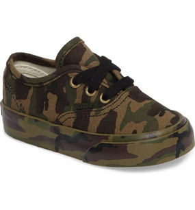 Vans Authentic Mono Camo  Toddler Shoes