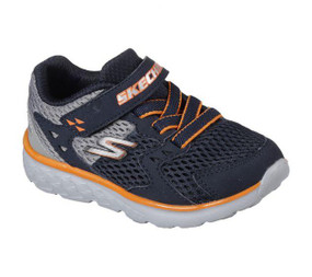 Skechers Go Run 400 Proxo Boys Navy Sneakers