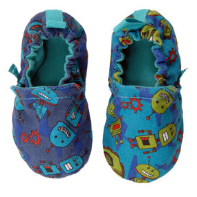 Wee Chooze Control Baby Shoes