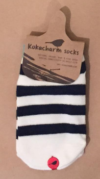 Kokacharm Stripey Socks Various Sizes