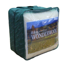 Wool Mattress Topper / Pad
