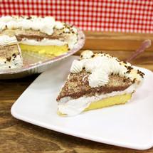 Italian S'mores Cake Pie