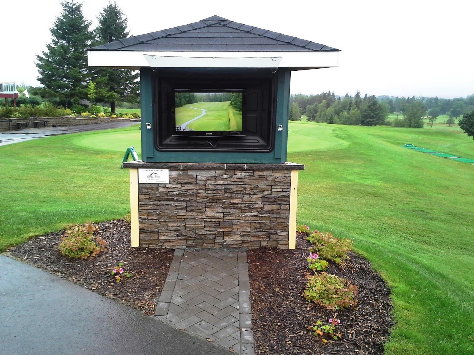 Why Weatherproof Tv Solutions Score Birdies For Golf Club