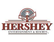 Outdoor tv enclosure at Hershey Park Theme Park
