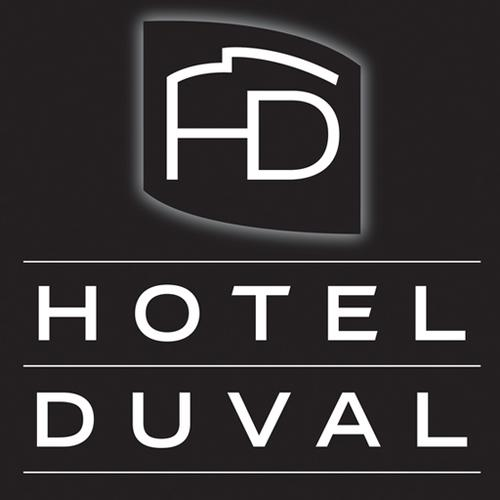 Outdoor TVs at Hotel Duval