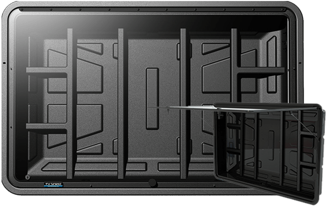 Waterproof LED TV Cabinet