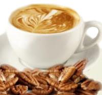 Louisiana pecan coffee