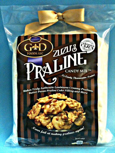 Zuzu Praline Premade Candy Mix - Just add Pecans!