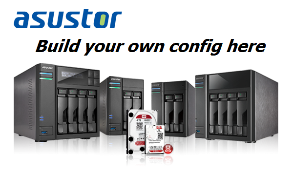 Asustor Configs