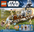 Lego Star Wars 7929 The Battle of Naboo 241 Pieces