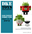 2012 SDCC Exclusive Android Summer Edition LE:1000 Sets