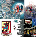 AMAZING SPIDER-MAN #700 4 COVER VARIANTS