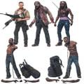Series 3 Single Packs: Michonne (#14461-1)  Merle Dixon (#14462-8)  Autopsy Zombie (#14463-5)  Michonne's Pet Zombie 1 (#14464-2)  Michonne's Pet Zombie 2 (#14465-9)