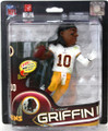 NFL Series 32 ROBERT GRIFFIN III Redskins BRONZE CHASE!! #1126 of 3000