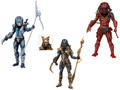 PREDATORS SERIES 10 ACTION FIGURE SET **Sold Out!!