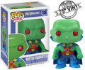 POP HEROES: DC COMICS - MARTIAN MANHUNTER VINYL FIGURE