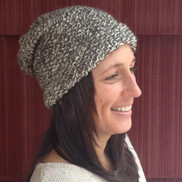 Great River Hat by Lisa Hoffman
