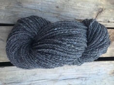 """McKay Sheep"" – River Rock, 100% Long Island Grown Wool, 2 ply sport weight, 200 yards, 3.2 oz/91g"