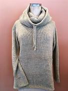 Turtle Cove Sweater by Lisa Hoffman