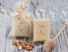 Shepherdess Soap - Honey Almond Scent