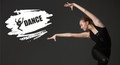 Student Contemporary Dance