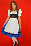 Tracht Royal Blue 3pc Set