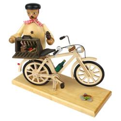 Rabbit Bike Rider German Smoker