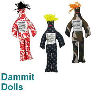 Dammit Dolls, Damit Doll, Dammitt Doll