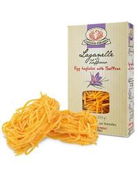 Egg Tagliolini with Saffron