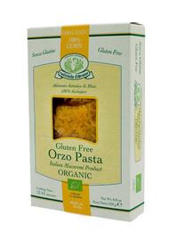 Organic Corn Orzo-Gluten Free