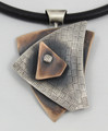 Triangles 3 Layer Necklace