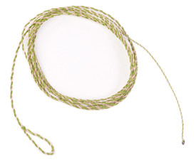 """Furled Leader - 50"""" Short Dry Fly (Color: Camo)"""