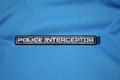 XW7Z-5442528-AA | INTERCEPTOR POLICE TAILGATE EMBLEM